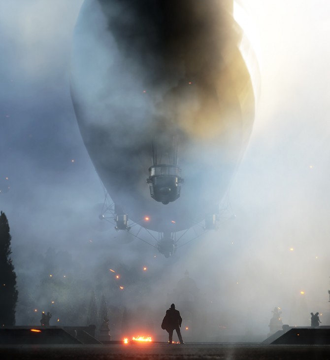 Battlefield 1 Gameplay Trailer und EA Play Press Conference
