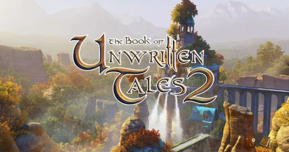 LP The Book of unwritten Tales
