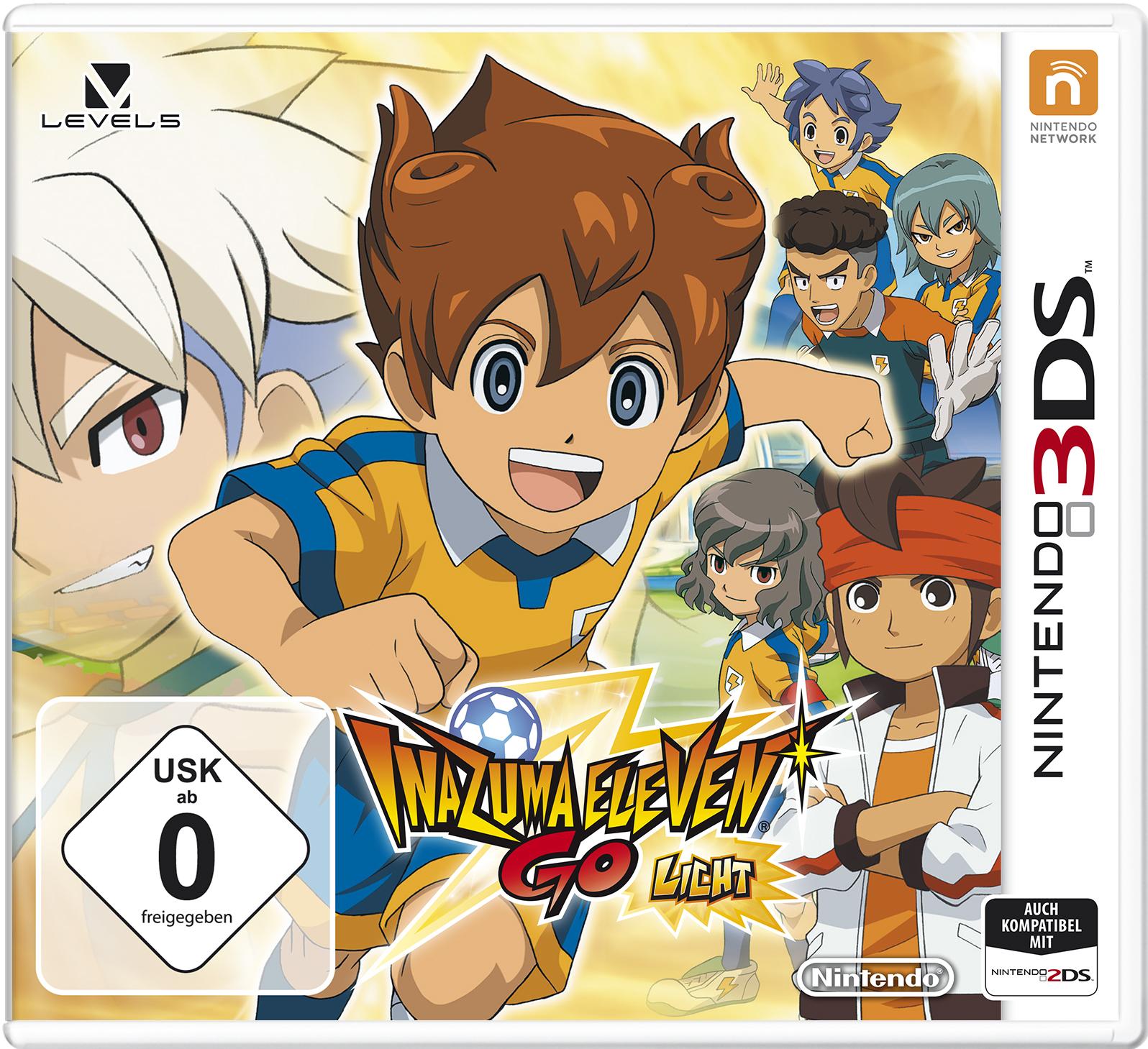 Inazuma Eleven Go Packshot